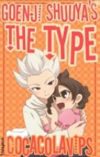 Gouenji Shuuya's The Type by cocacolavips