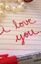 A love letter..<3 by avidlyreading2234