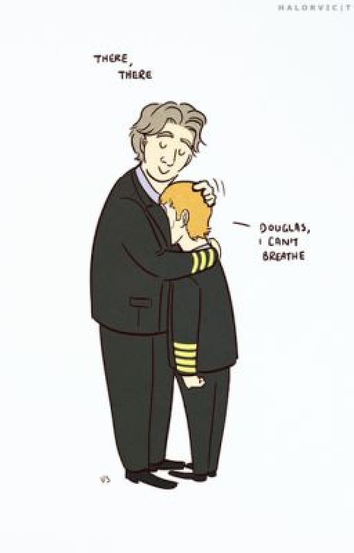 Savage Childhood Memories - Cabin Pressure fanfiction by skywriter123