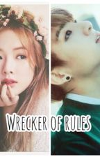 wrecker of rules [ Hyuna-JungKook] by ninielivre