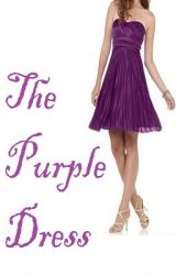 The Purple Dress by siobhanetain