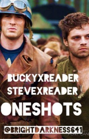 Bucky Barnes and Captain America One Shots - New {Steve X