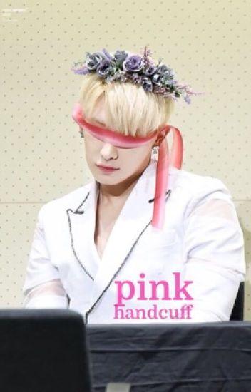 pink handcuff    2won