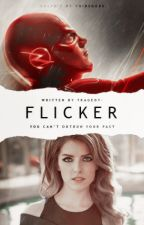 Flicker ⌁ Barry Allen by tragedy-