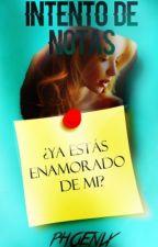 Intento De Notas by CenizasDePhoenix