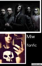 Touring with miw.. (A motionless in white fanfiction) by IlseMotionless
