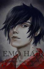 EMO HAIR (Marshall Lee x Reader) by scribblenscrawl
