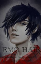 EMO HAIR (Marshall Lee x Reader) by scribblenscrawl