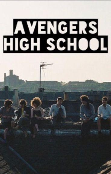 Avengers High School AU