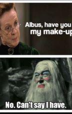 Harry Potter memes by LaraMalfoy04