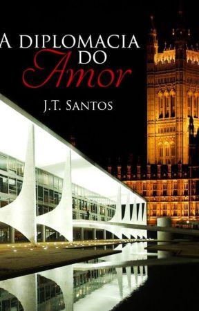 A diplomacia do amor by JessT90