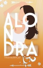 Alondra. by trueharrycat