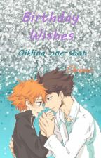 Birthday Wishes || OiHina one-shot || by Chiaxaii