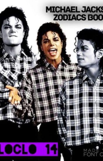 Michael Jackson Zodiacs Book