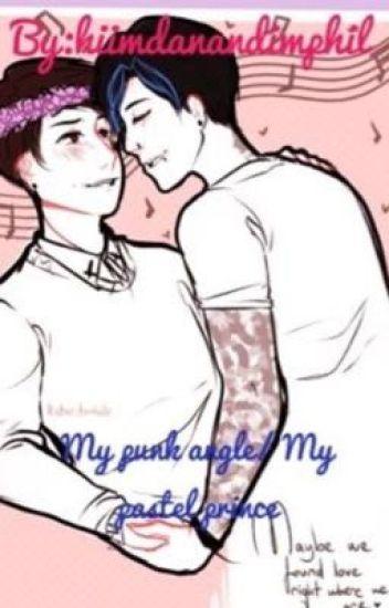 My punk angel/pastel Prince