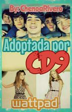 Adoptada Por CD9 by ChenoaHaunted