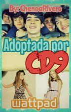 Adoptada Por CD9 by ChenoaHaunted