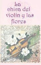 La chica del violín y las flores by NisDream
