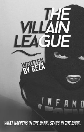 The Villain League by MakeMeSwoon