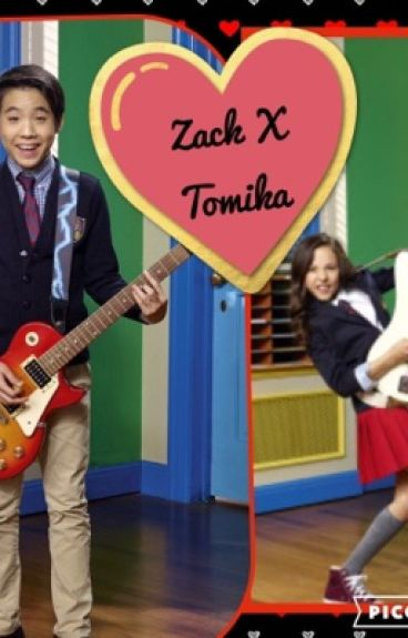 Somebody To You - Zack X Tomika