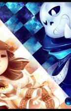 Your My Light  (Frisk x Sans) Storie by daysoffaith