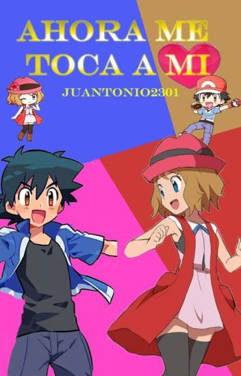 Ahora Me Toca A Mi- Amourshipping