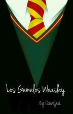 Los Gemelos Weasley  by DannGleek