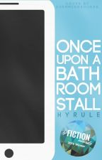 Once Upon a Bathroom Stall by hyrule