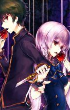 [ Thiên Bình x Song Tử - Bạch Dương x Thiên Yết ] Vampire Knights by syaorankunyo1497
