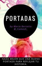 PORTADAS || CERRADO || by _Camash_