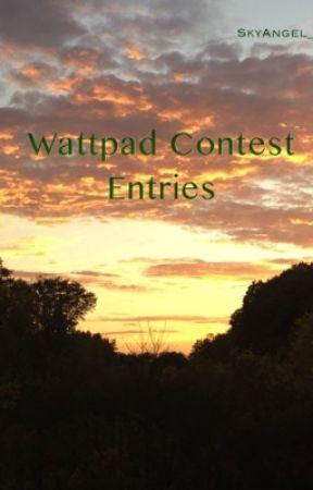 Wattpad Contest Entries by SkyAngel_
