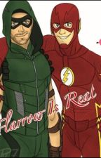 Flarrow fanfic  by flarrowaf