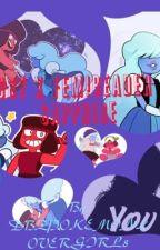 Ruby x Fem!Reader x Sapphire  by DBZPOKEMONLOVERGIRL8