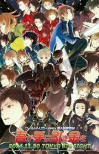 World Trigger One Shots  by amani_chi