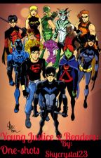 Young Justice x Readers: One-shots  by Skycrystal23