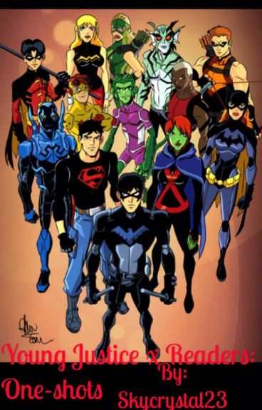 Young Justice x Readers: One-shots