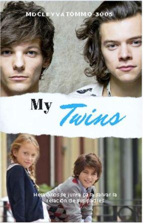 My twins | l.s | (M-PREG) by MDCLeyvaTommo-3005