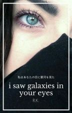 I Saw Galaxies in Your Eyes //joji miller\\ by sparkly-sushi
