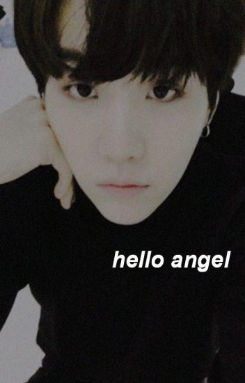 hello angel ♡ taegi