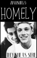 Homely [Ziall AU] #Wattys2016 by ziallislife23