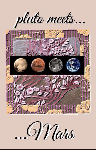 Pluto Meets Mars (Riarkle)