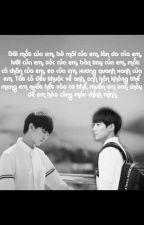 [FULL][TRANSFIC][KHẢI NGUYÊN] BỆNH TRẠNG [M] by JunkaiYuan333