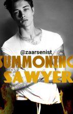 Summoning Sawyer by zaarsenist