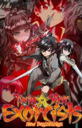 Twin Star Exorcists : New Beginings by jzizawzm