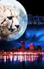 Helldown #2 - Ville de glace by Marie-Yvie