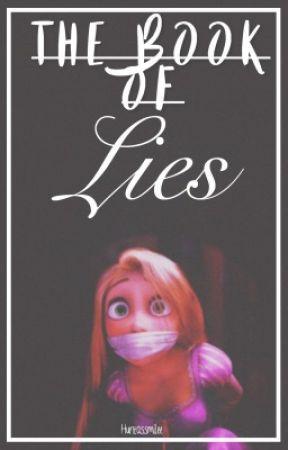 The book of lies by huntassmilee