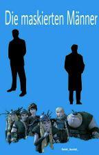 Dragons auf zu neuen Ufern - Die maskierten Männer  by astrid_hiccstrid_