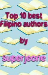 Top 10 Best Filipino Authors by SuperJeone