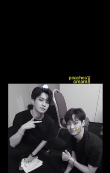 peaches and cream ✦ 2jae