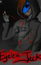 Chained Love ( Eyeless Jack x Reader) by HauntedNeko